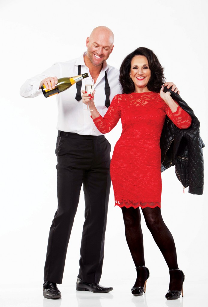 Lesley Joseph stars in Hot Flush