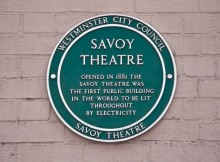 Savoy Theatre London