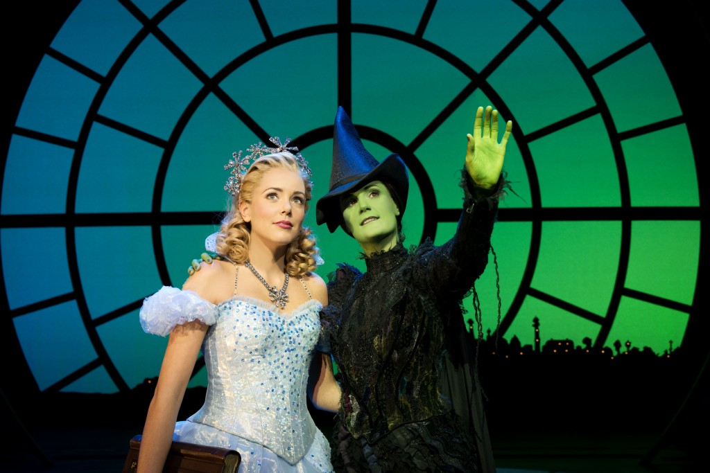 Wicked theatre performance