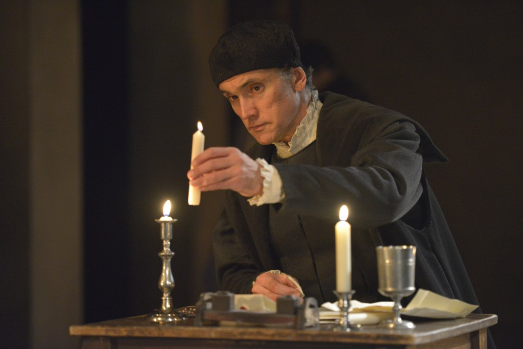 Ben Miles in Wolf Hall