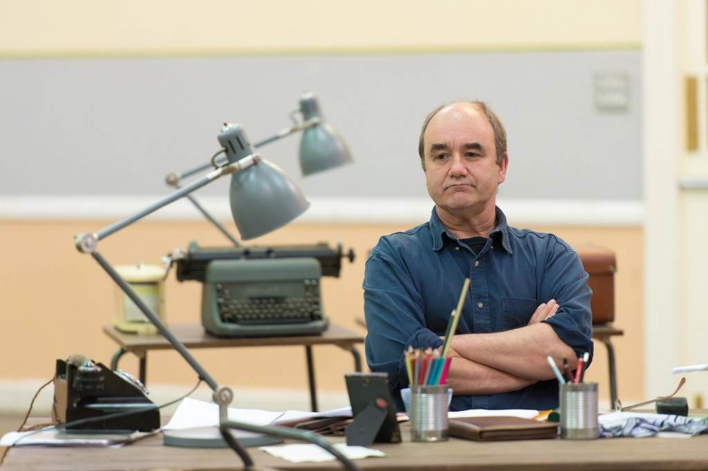 David Haig as Dr James Stagg in Pressure.