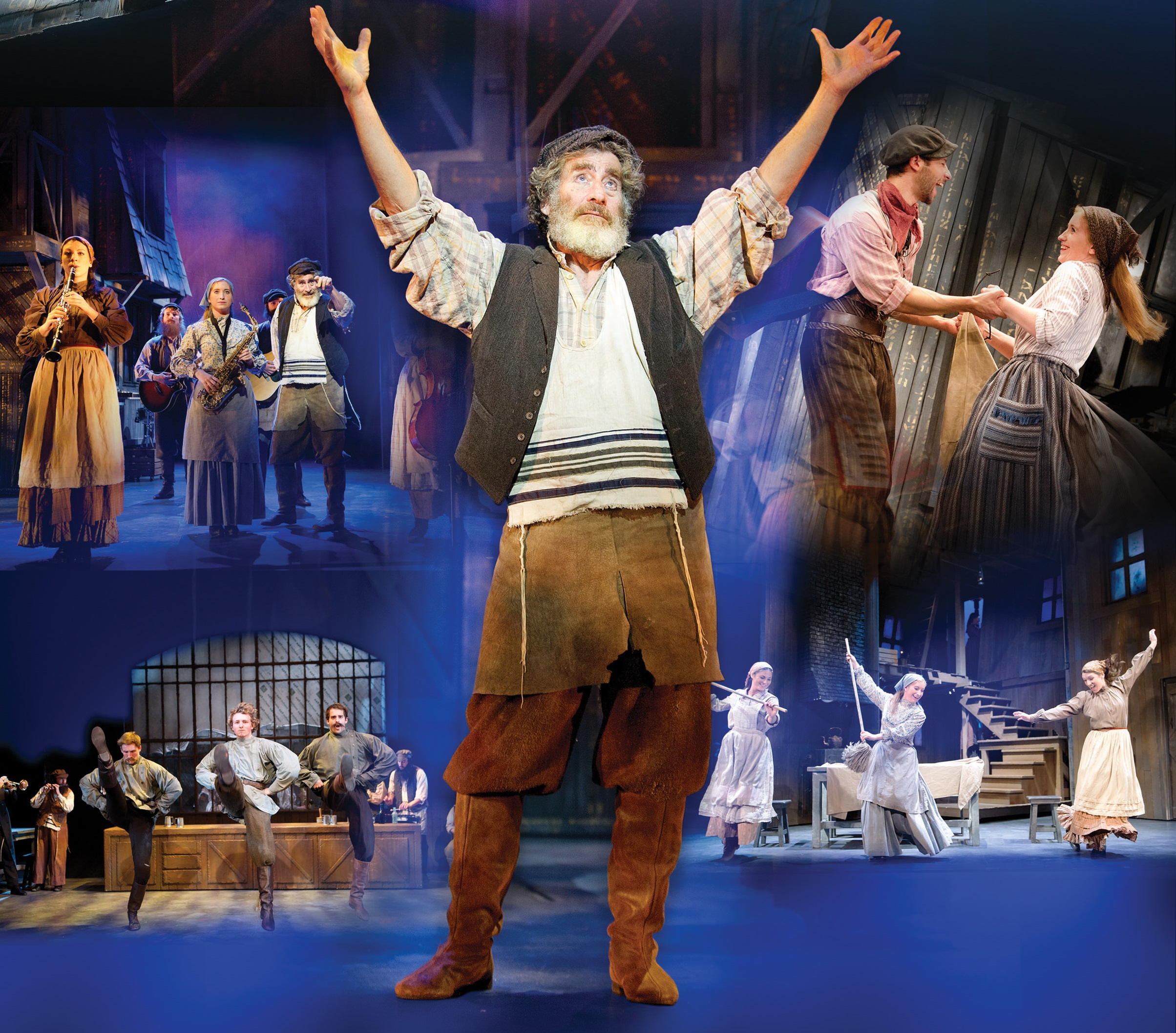 Fiddler On The Roof Royal Amp Derngate Paul Michael Glaser