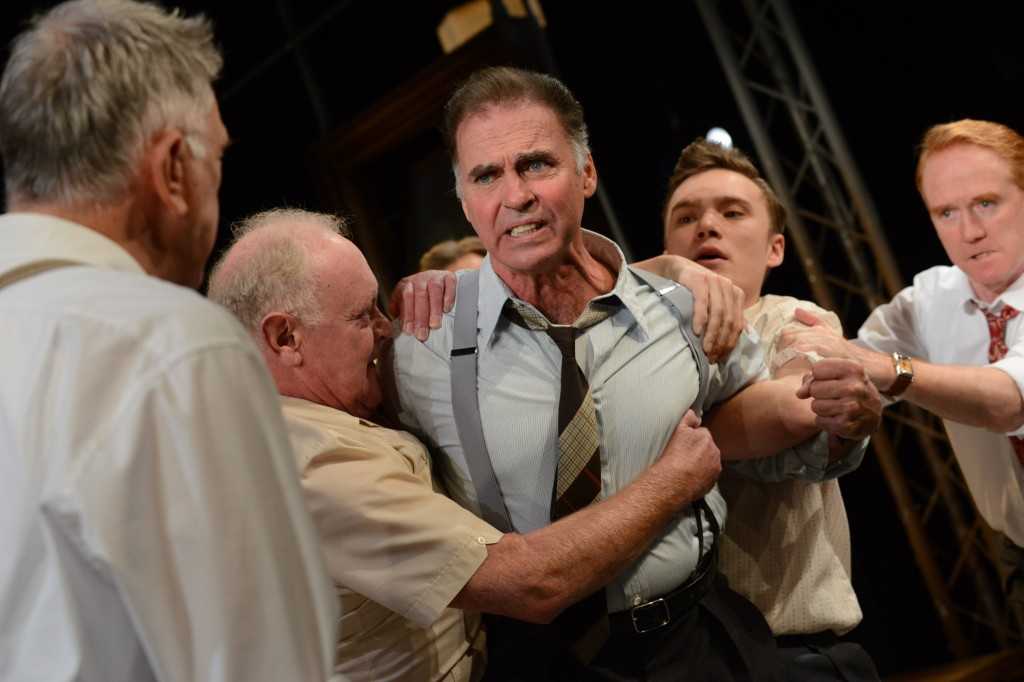 Jeff Fahey, Twelve Angry Men