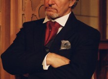Michael Fenner in The Mousetrap