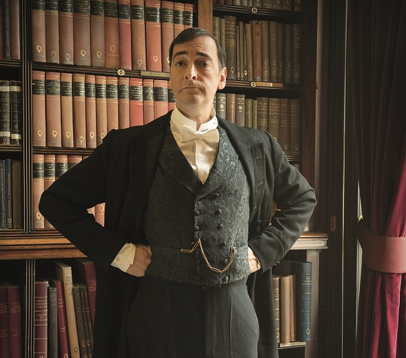 Alistair McGowan in Pygmalion