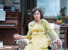 Zoë Wanamaker as Stevie