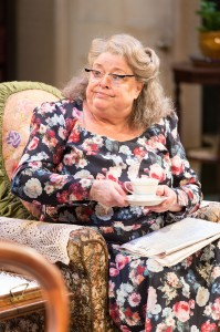 Stevie-24- Lynda Baron (Aunt) in Stevie. Photo Manuel Harlan