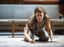Helen McCrory as Medea. Image by Richard Hubert Smith.