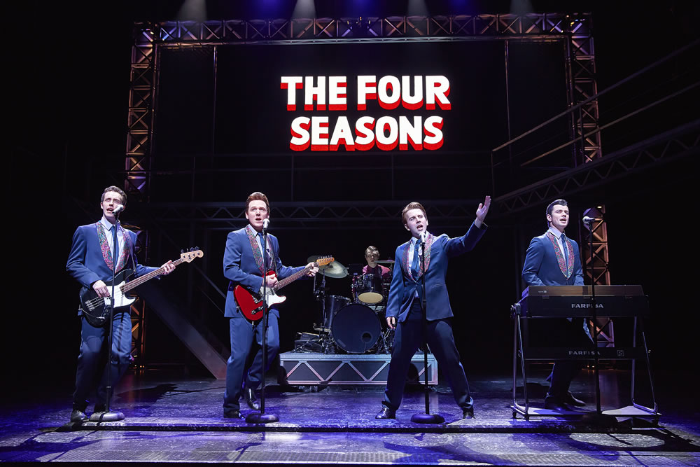 Jersey Boys (West End cast)