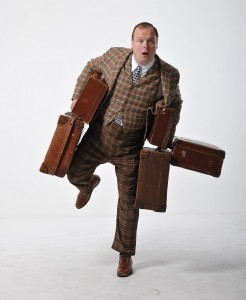 Gavin Spokes in One Man Two Guvnors