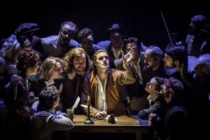 Shakespeare In Love. Photos by Johan-Persson