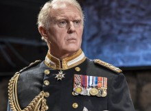 Tim Piggott-Smith in King Charles III. Photo by Johan Persson.