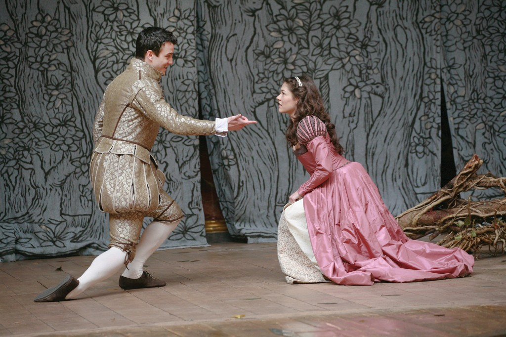 Shakespeare's Globe production of A Midsummer Night's Dream
