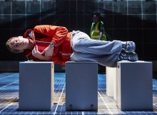 Curious Incident..Photos by Brinkhoff Mögenburg (original West End cast).