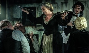 Sweeney Todd Sarah Ingram as Mrs Lovett