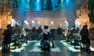 The Royal Shakespeare Company's production of Matilda The Musical. Photo by Manuel Harlan.  13.5-113