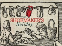 The Shoemaker's Holiday RSC