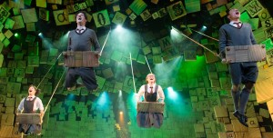 Matilda The Musical. Photo by Manuel Harlan.