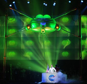 The War Of The Worlds Tour 2010-2011