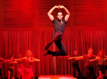 Gareth Bailey in Dirty Dancing