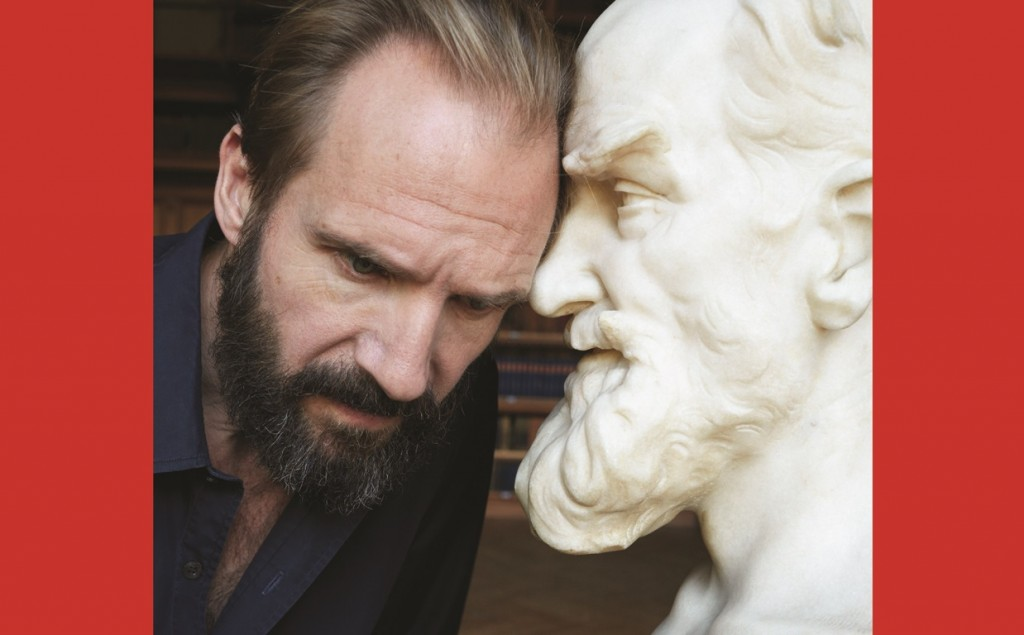 Ralph Fiennes in Man And Superman. Photo Juergen Teller.