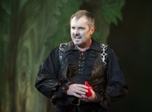 Alan Fletcher in Robin Hood