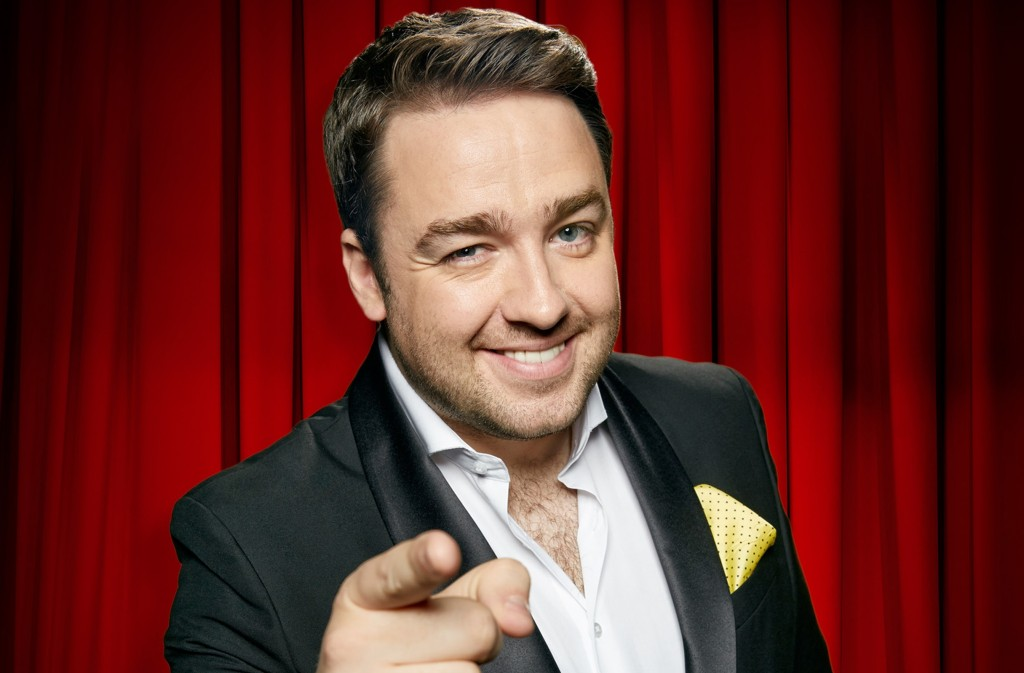 Jason Manford  in The Producers.