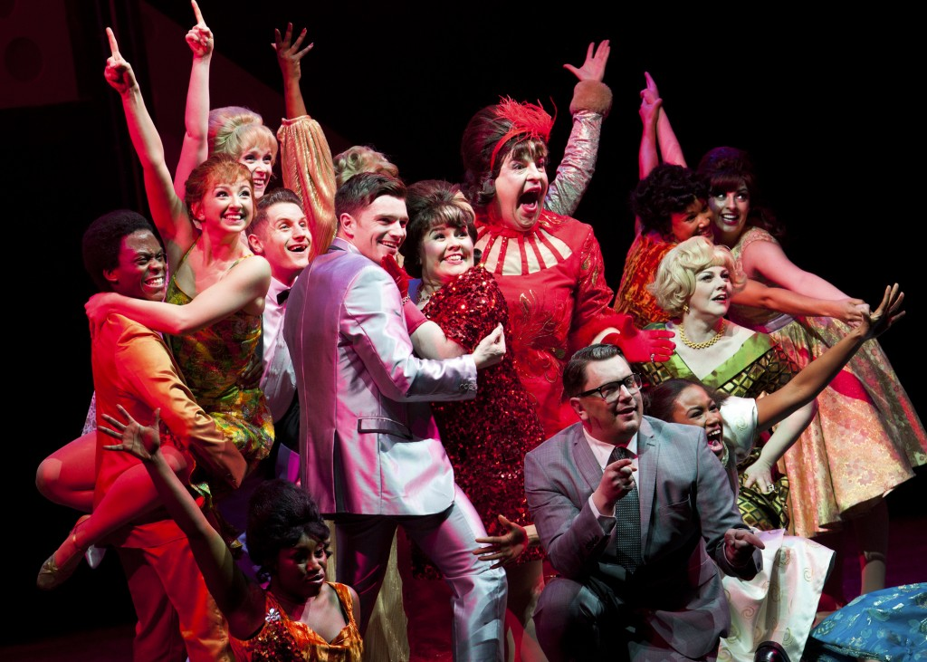 Hairspray (previous production). Photo Pamela Raith Photography.