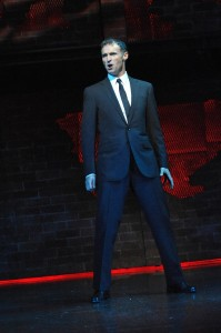 Marti Pellow as the Narrator in Blood Brothers 2 - credit Keith Pattison