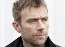 Damon Albarn. Photo Linda Brownlee