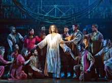 Jesus Christ Superstar. Photos Pamela Raith
