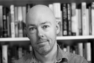 John Boyne. Photo Richard Gilligan.