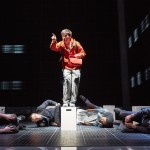 THE CURIOUS INCIDENT OF THE DOG IN THE NIGHT-TIME UK Tour 2014/2015