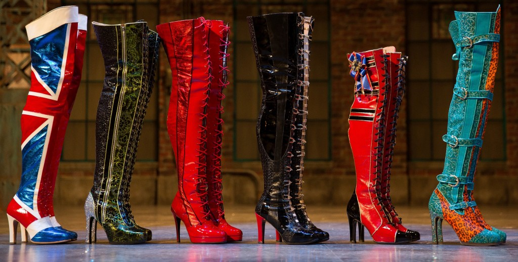 Kinky Boots. Photo Matthew Murphy.