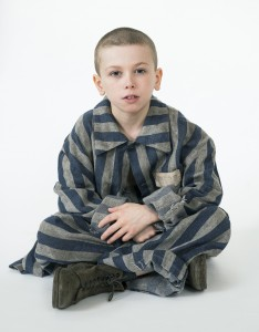 Colby Mulgrew. Boy In The Striped Pyjamas