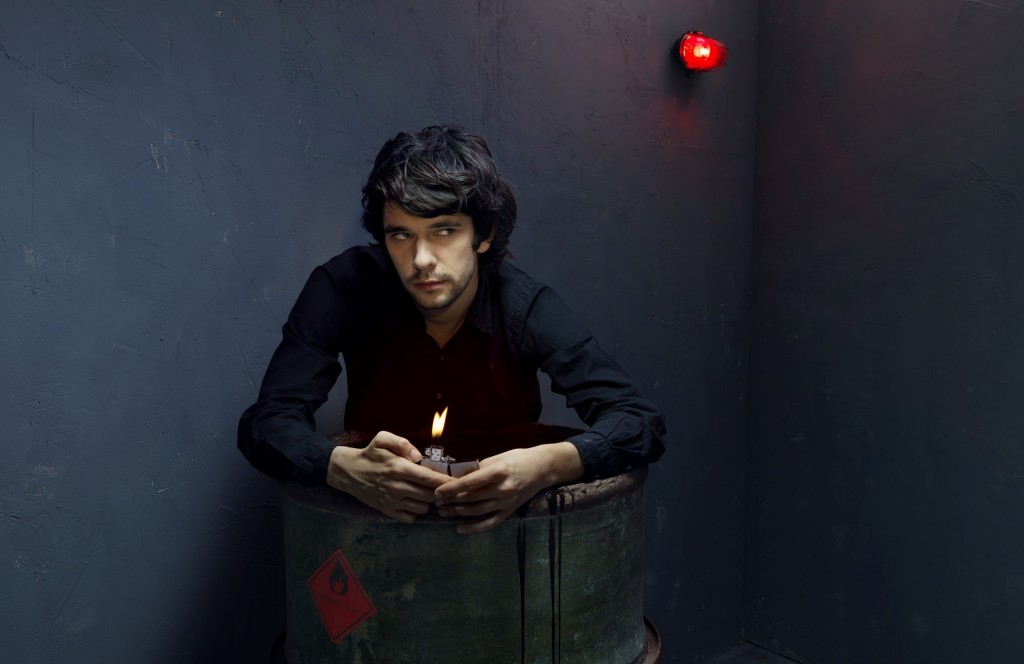 Ben Whishaw in Bakkhai