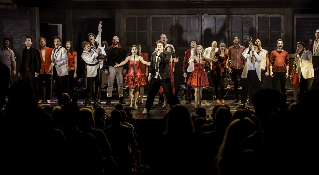 The Commitments. Images Johan Persson.