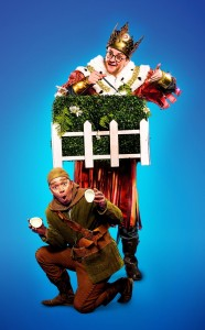 JOE AND TODD - SPAMALOT UK TOUR 2015
