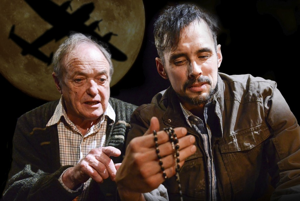 James Bolam & Steve John Shepherd in Bomber's Moon