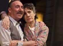 Antony Sher and Harriet Walter in Death Of A Salesman