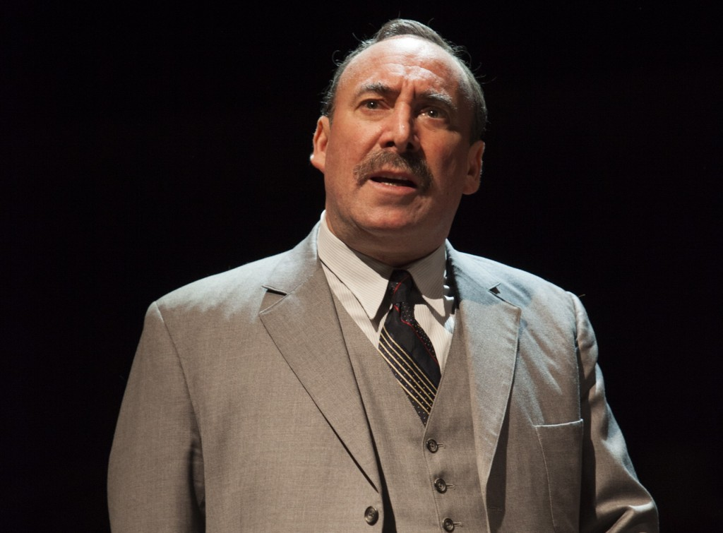 Antony Sher in Death of a Salesman