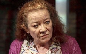 CLARION 3 Clare Higgins as Verity Stokes Photo Simon Annand