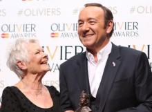 KEVIN SPACEY AND JUDI DENCH