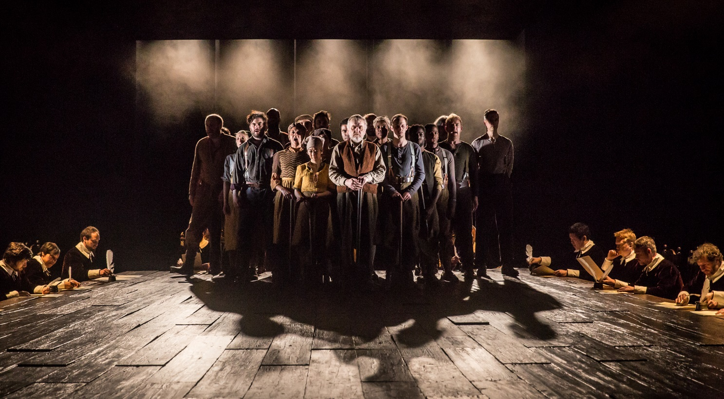 Light Shining In Buckinghamshire Review National Theatre