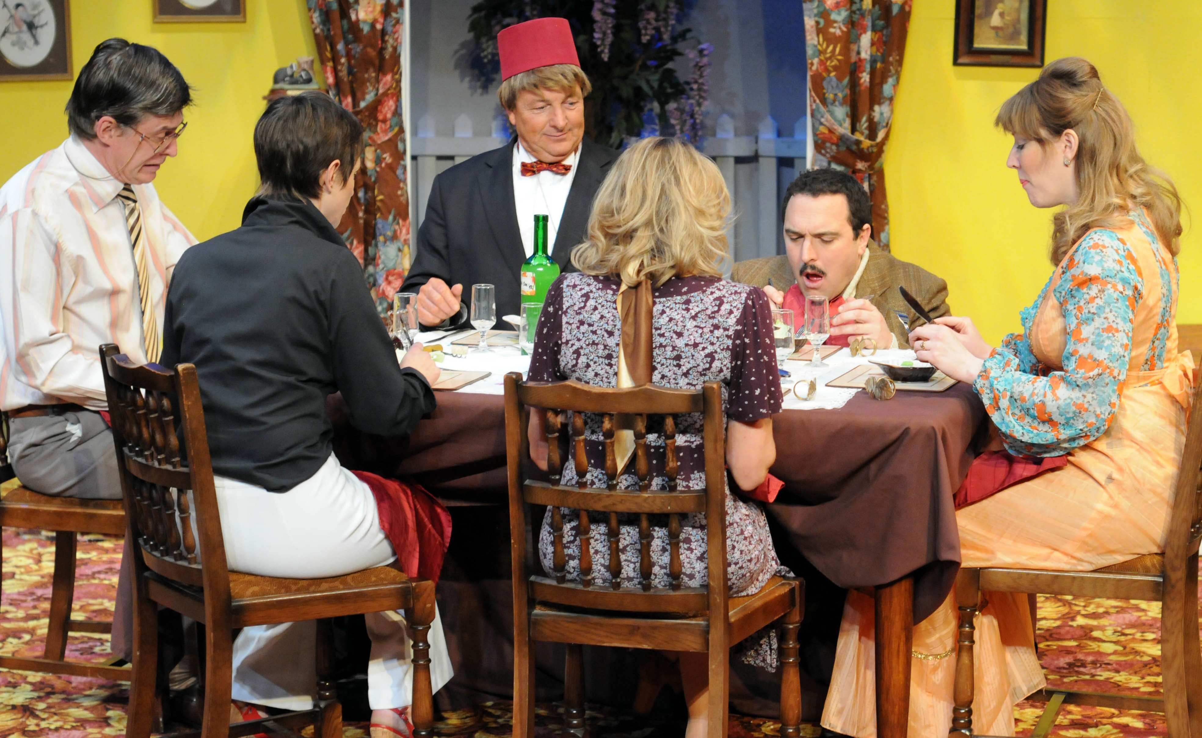 Alan Ayckbourn's delicious comedy of Table Manners comes to ...