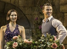 Summer Strallen & Richard Fleeshman in A Damsel In Distress. Images Johan Persson