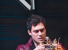 Alex Hassell in RSC's Henry V