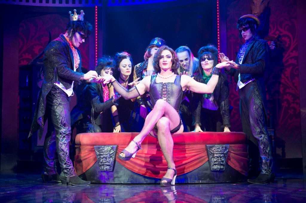 The Rocky Horror Show (2013 cast)