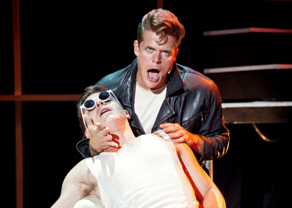 Giovanni Spanó & Ashley Birchall in Tommy.