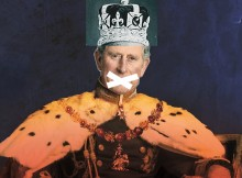 King Charles III UK Tour